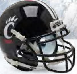 NCAA Cincinnati Bearcats Football Helmet Desk Caddy