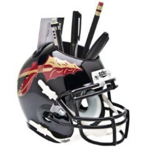 NCAA Florida State Seminoles Football Helmet Desk Caddy