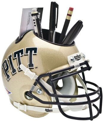NCAA Pittsburgh Panthers Football Helmet Desk Caddy
