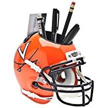NCAA Virginia Cavaliers Football Helmet Desk Caddy