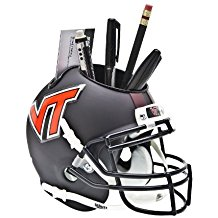 NCAA Virginia Tech Hokies Football Helmet Desk Caddy