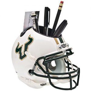 NCAA South Florida Bulls Football Helmet Desk Caddy