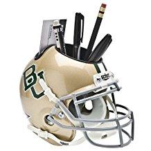 NCAA Baylor Bears Football Helmet Desk Caddy