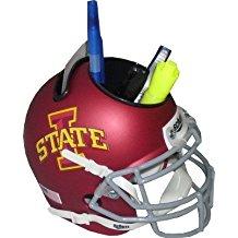 NCAA Iowa State Cyclones Football Helmet Desk Caddy