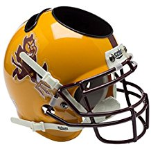 NCAA Arizona State Sun Devils Football Helmet Desk Caddy
