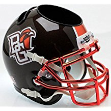 NCAA Bowling Green Falcons Football Helmet Desk Caddy