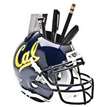 NCAA California Golden Bears Football Helmet Desk Caddy