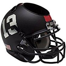 NCAA Fresno State Bulldogs Football Helmet Desk Caddy