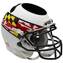 NCAA Maryland Terrapins Football Helmet Desk Caddy