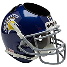NCAA San Jose State Spartans Football Helmet Desk Caddy