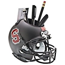 NCAA Stanford Cardinal Football Helmet Desk Caddy