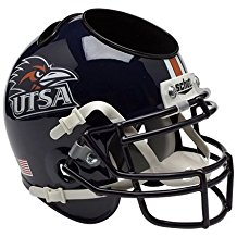 NCAA UTSA Roadrunners Football Helmet Desk Caddy