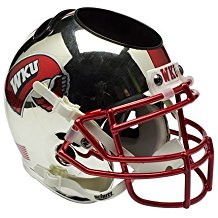 NCAA Western Kentucky Hilltoppers Football Helmet Desk Caddy