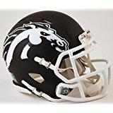 NCAA Western Michigan Bronco Football Helmet Desk Caddy