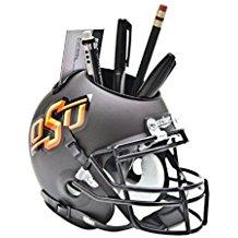NCAA Oklahoma State Cowboys Football Helmet Desk Caddy