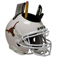 NCAA Texas Longhorns Football Helmet Desk Caddy