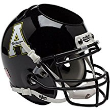 NCAA Appalachian State Mountaineers Football Helmet Desk Caddy