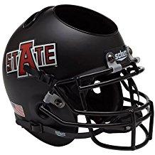NCAA Arkansas State Red Wolves Football Helmet Desk Caddy