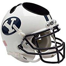 NCAA BYU Cougars Football Helmet Desk Caddy