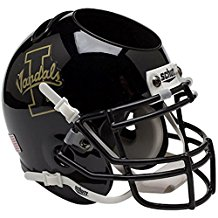 NCAA Idaho Vandals Football Helmet Desk Caddy