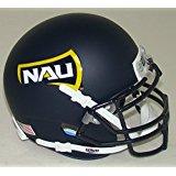 NCAA Northern Arizona Lumberjacks Football Helmet Desk Caddy