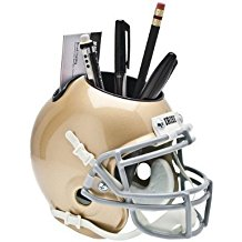 NCAA Notre Dame Fighting Irish Football Helmet Desk Caddy