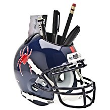 NCAA Richmond Spiders Football Helmet Desk Caddy