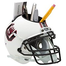 NCAA South Carolina Gamecocks Football Helmet Desk Caddy