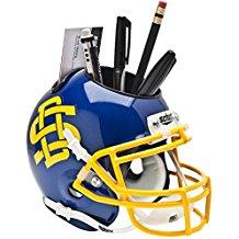 NCAA South Dakota State Jackrabbits Football Helmet Desk Caddy