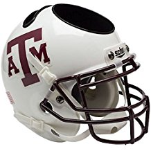 NCAA Texas A&M Aggies Football Helmet Desk Caddy