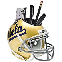 NCAA UCLA Bruins Football Helmet Desk Caddy