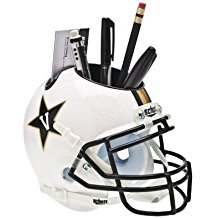 NCAA Vanderbilt Commodores Football Helmet Desk Caddy